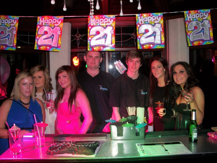 Private Parties: Hen Party