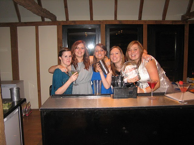 Private Parties: Group Of Girls