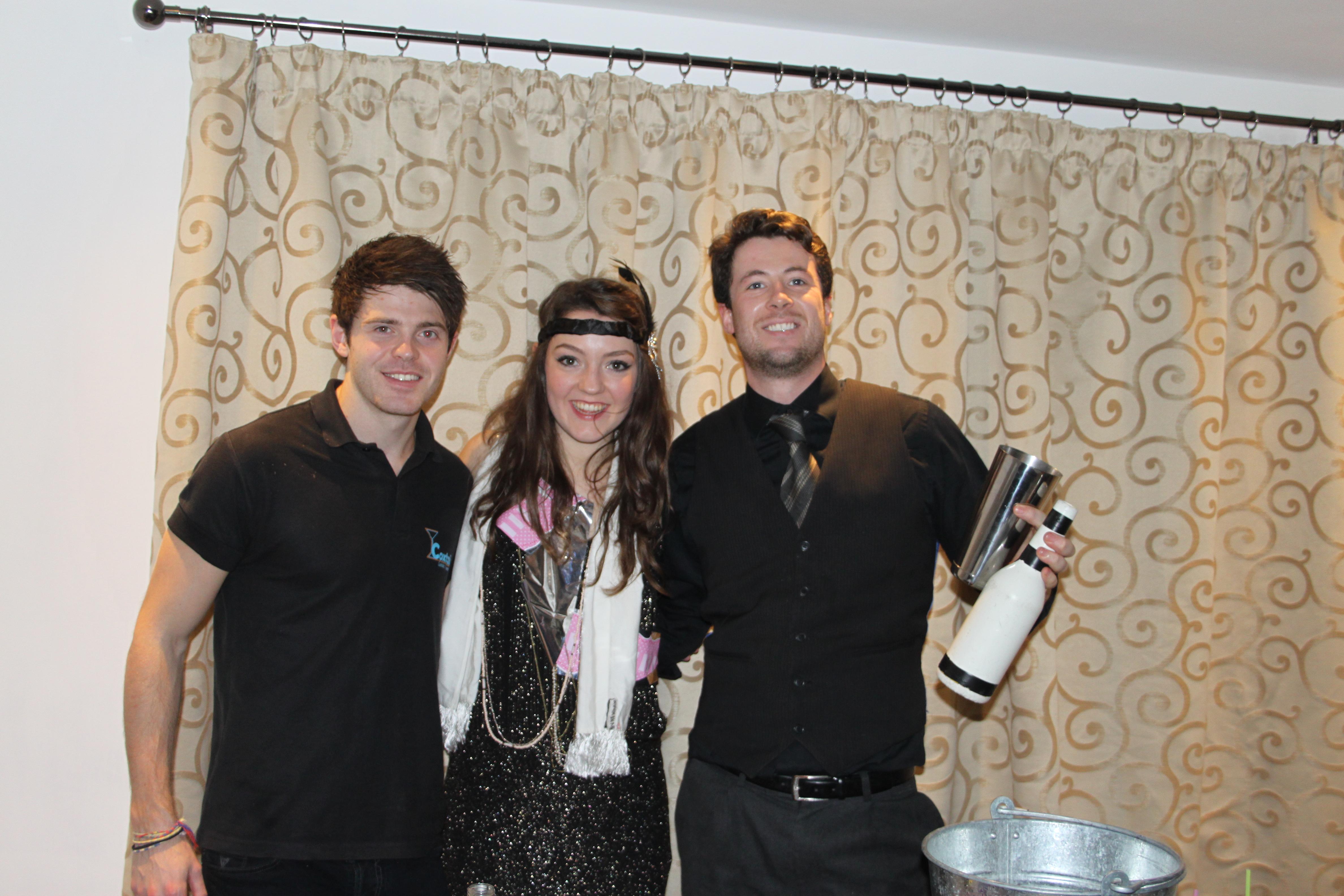 Private Party: Bigger Black Bar