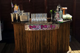 Private Parties:Bar